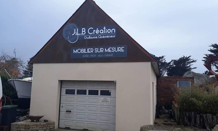 JLB Création, mobilier, portails